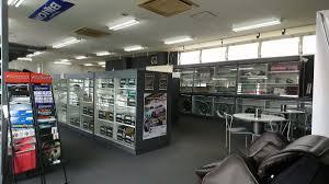 平野タイヤ商会(内装)