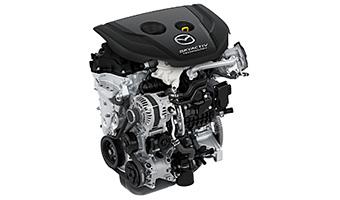 mazda2ディーゼルエンジン