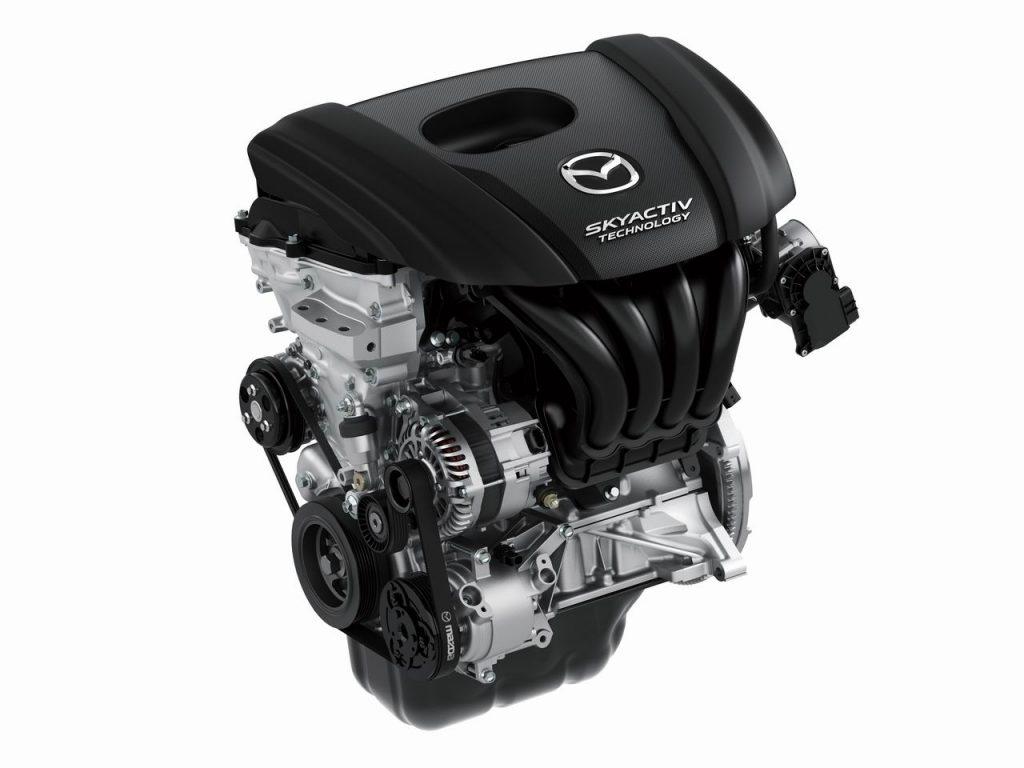 mazda2ガソリンエンジン
