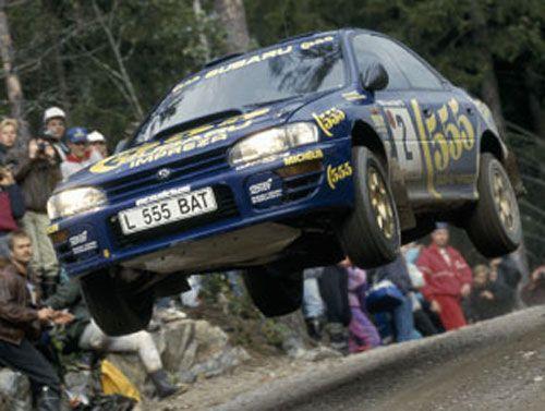 STI WRC 1993