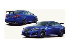 TRD ISF