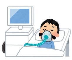 新型コロナ人工呼吸器
