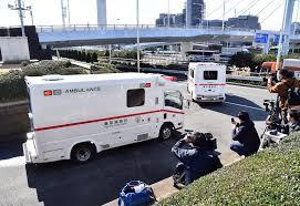 救急車 羽田空港