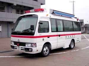 救急車 大型救急車
