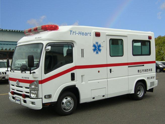 救急車 トライハート