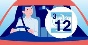 自動車検査証期限