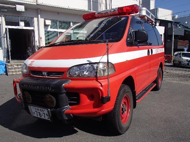 救急車 特殊車両