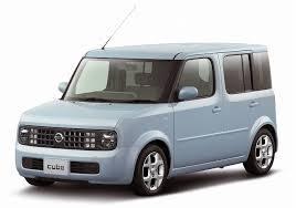 絶版車Z11キューブ2代目