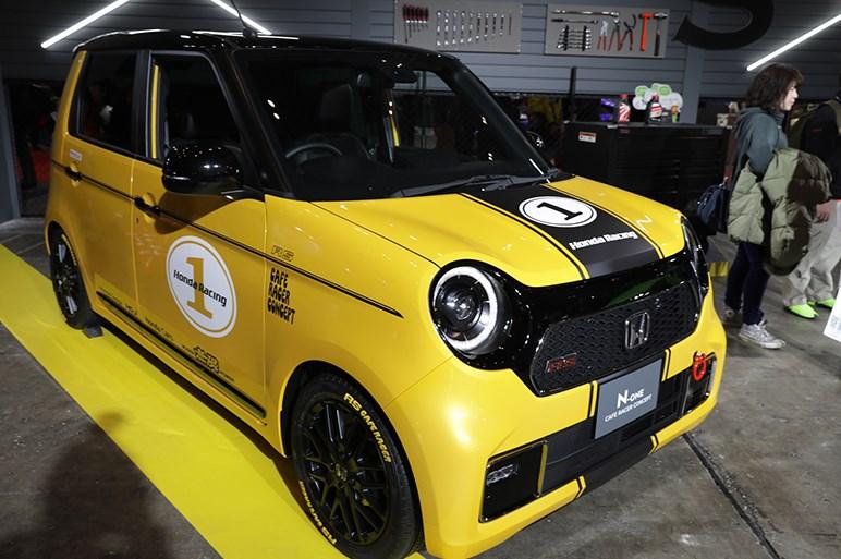新型車N-ONE