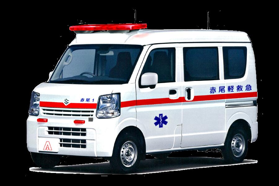 救急車 軽救急自動車