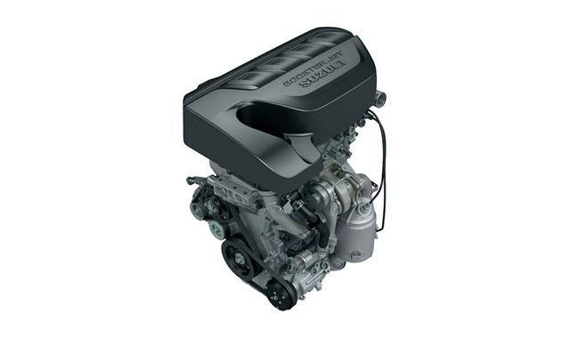 エスクード 1.4Lエンジン