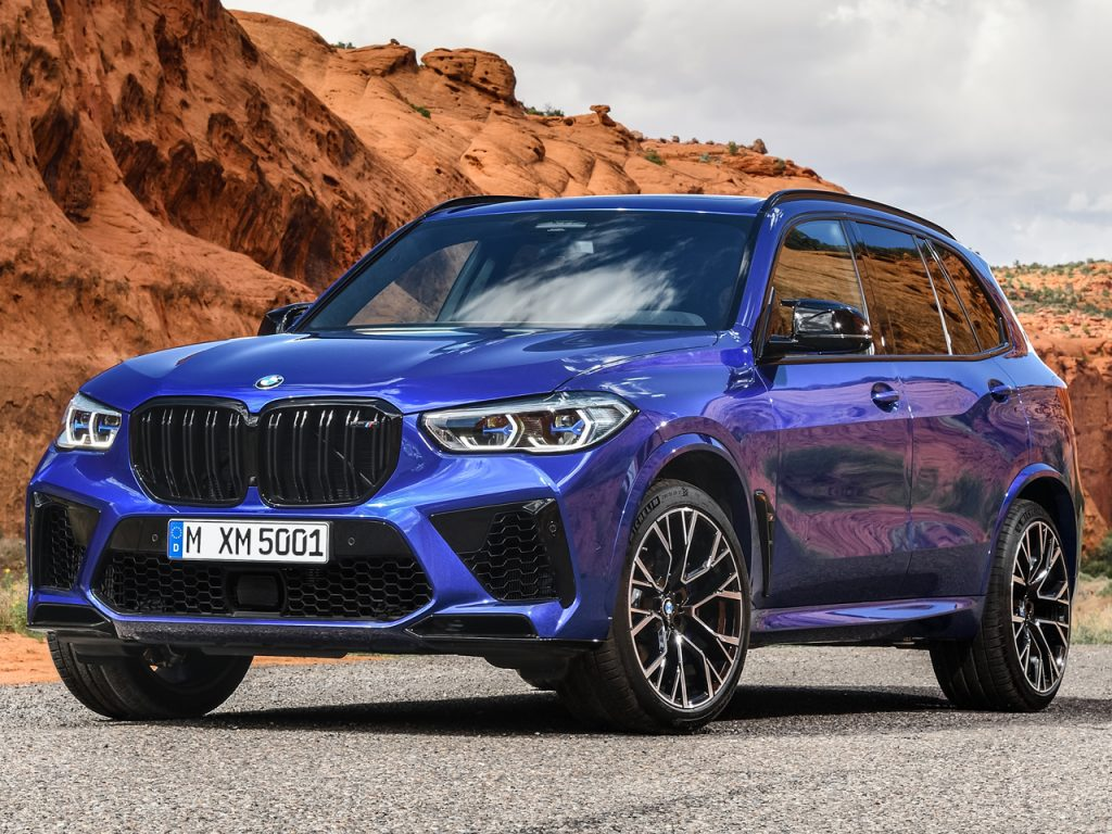 BMW M X5 M Competition