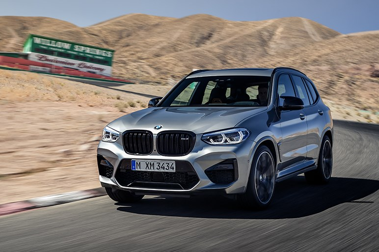 BMW M X3 M
