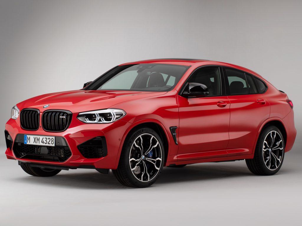 BMW M X4 M