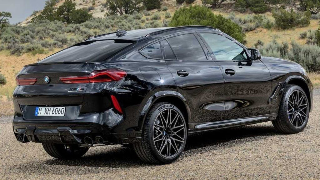 BMW M X6 M Competition