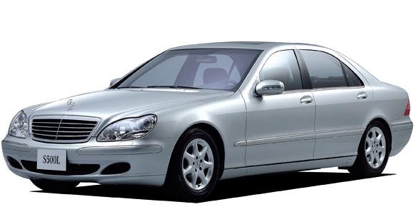 自動車部品 Sクラス(W220)