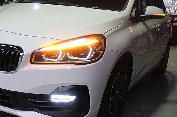 自動車部品 BMWドアミラーウインカー