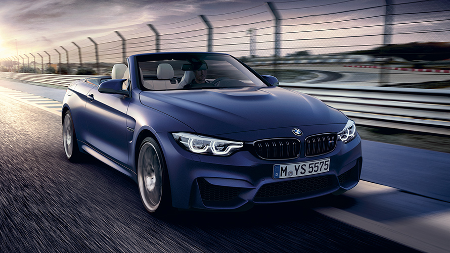 BMW M M4 カブリオレ Competition