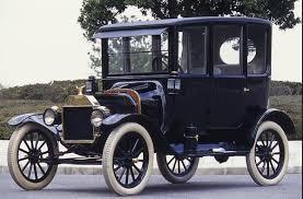 タクシー t型フォード