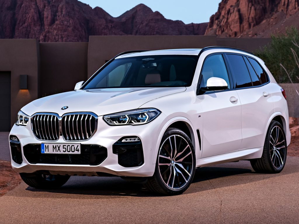 BMW M X5 M50i