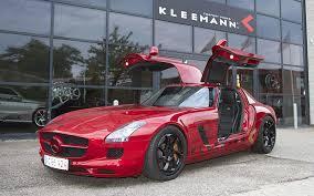 メルセデスチューニング Kleemann Supercharged SLS AMG
