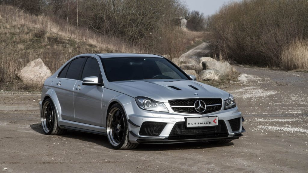 SUPERCHARGED AMG C63