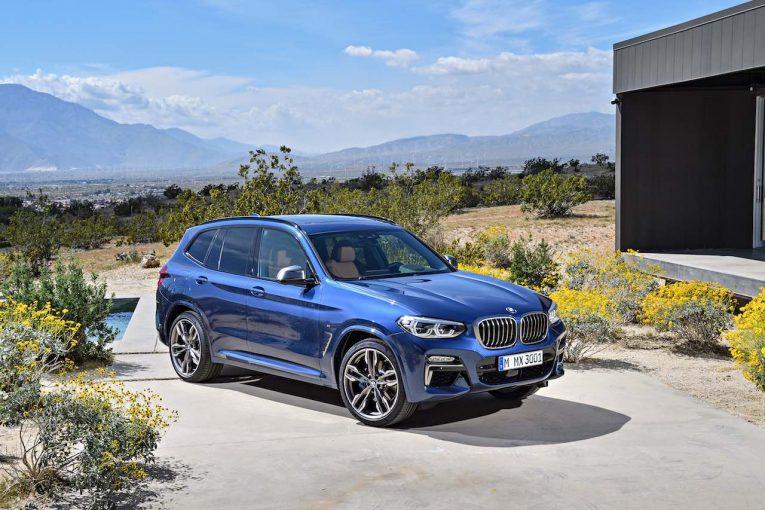 BMW M X3 M40i