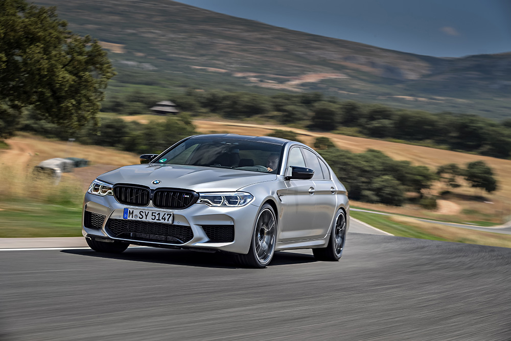 BMW M M5 Competition