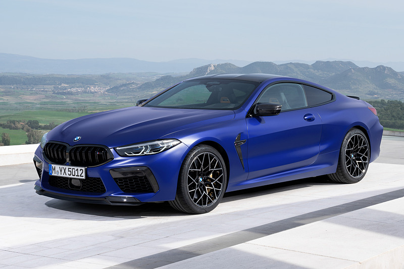 BMW M M8 クーペ