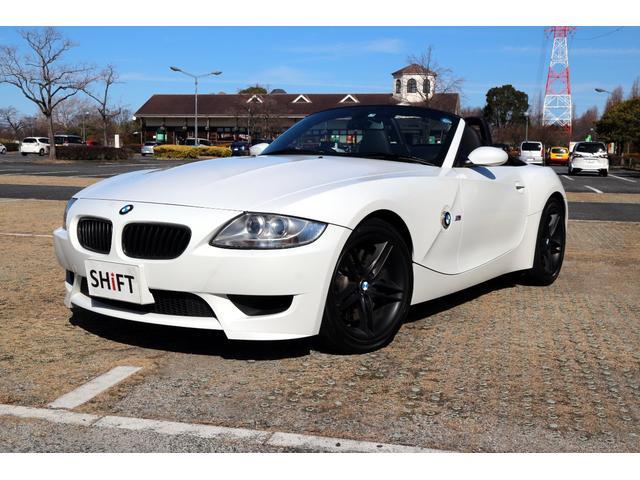 BMW M MロードスターZ4