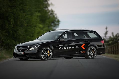 メルセデスチューニング KLEEMANN E63S K4