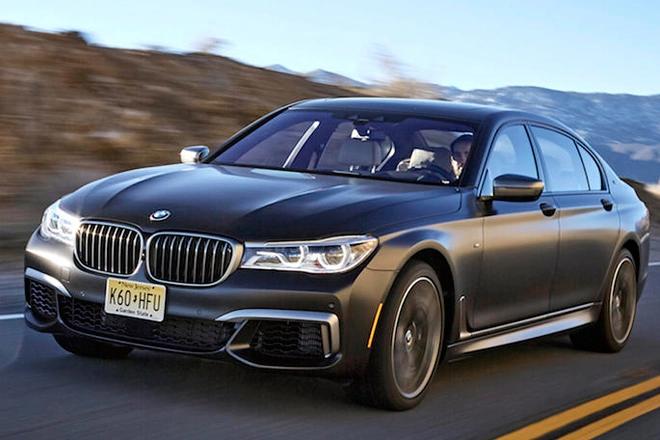 BMW M M760Li xDrive