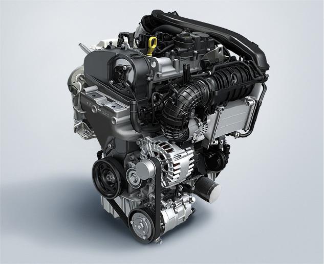 ポロ 1.5L TSI Evoエンジン
