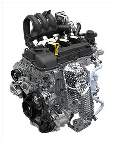 ワゴンR R06D型エンジン