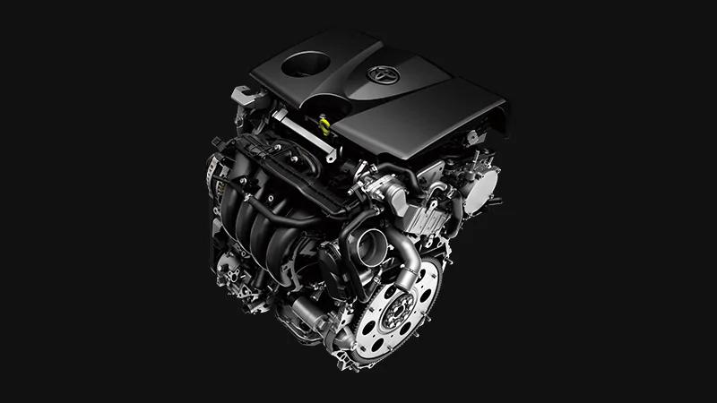 ハリアー 2.0Lエンジン