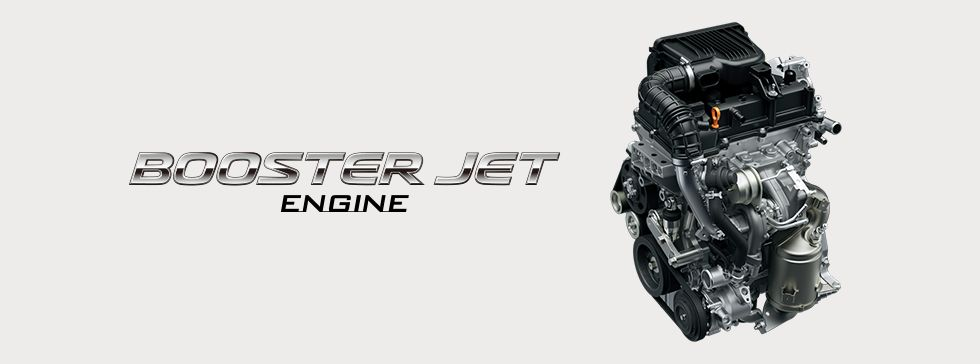 クロスビー K10C型ブースタージェットエンジン
