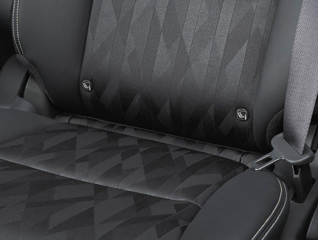 オデッセイ i-Sizeチャイルドシート対応 ISOFIXロアーアンカレッジ+トップテザーアンカレッジ