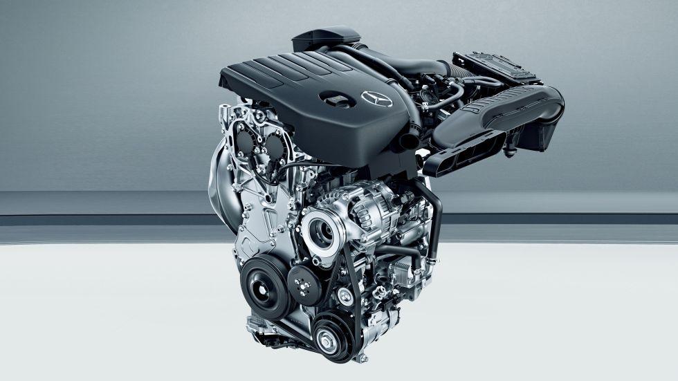 Bクラス 1.4Lエンジン