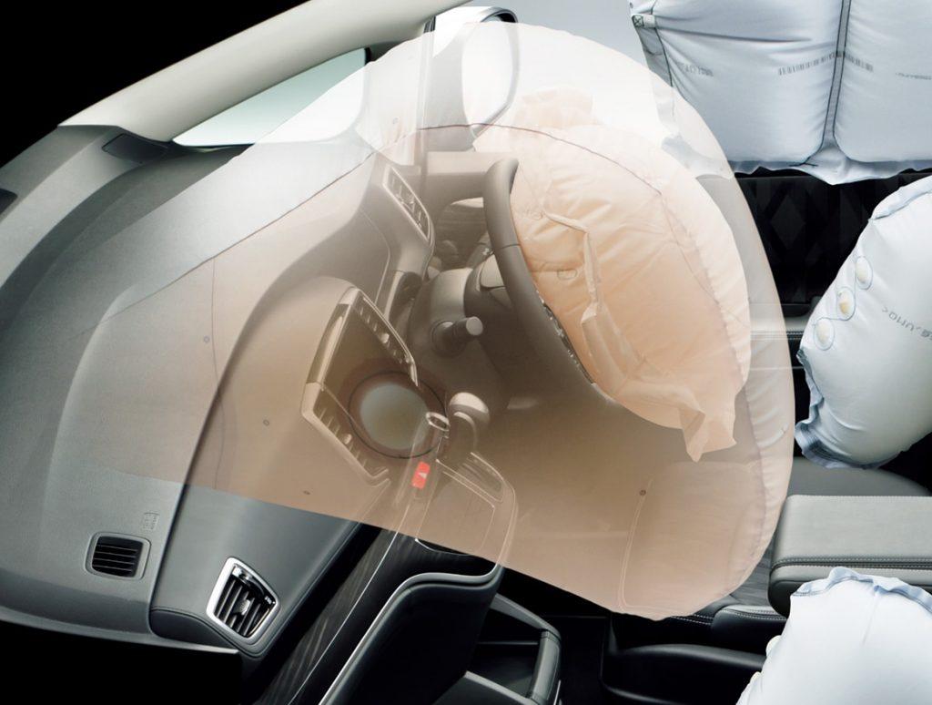 オデッセイ 運転席用i-SRSエアバッグシステム&助手席用i-SRSエアバッグシステム