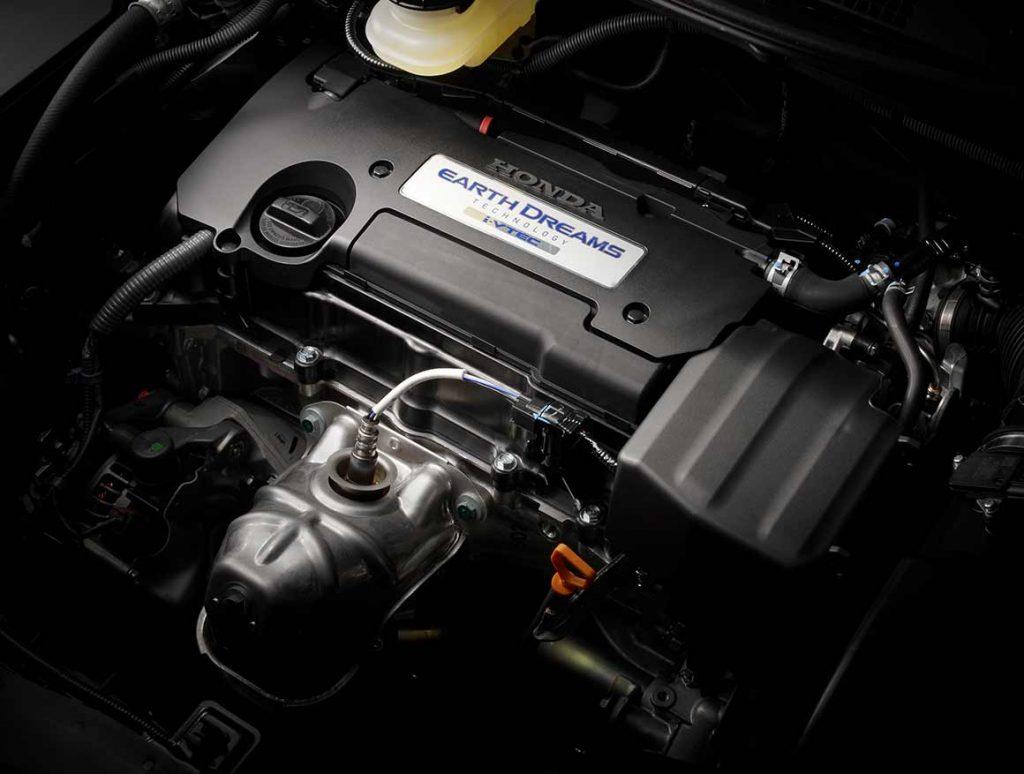 オデッセイ ABSOLUTE専用 直噴DOHC i-VTECエンジン