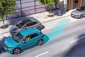 t-cross 駐車支援システム