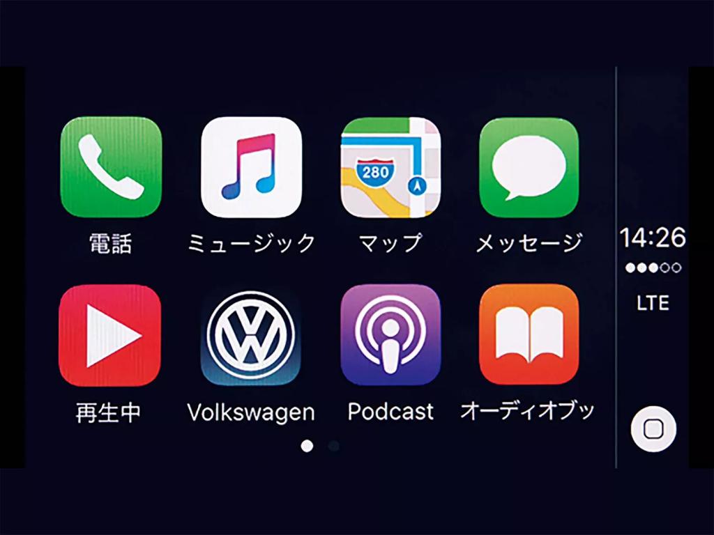 t-cross コネクティビティ機能(App-Connect)