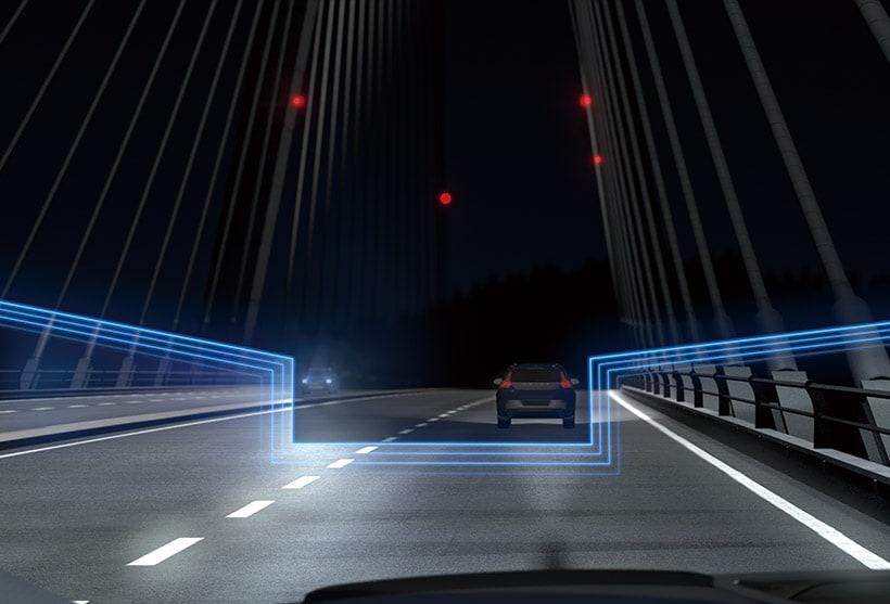 s60 フル・アクティブ・ハイビーム(LEDヘッドライト)