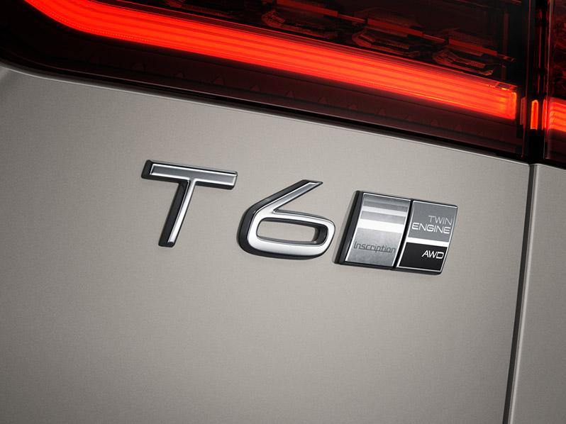 s60 T6 TWIN ENGINE AWD