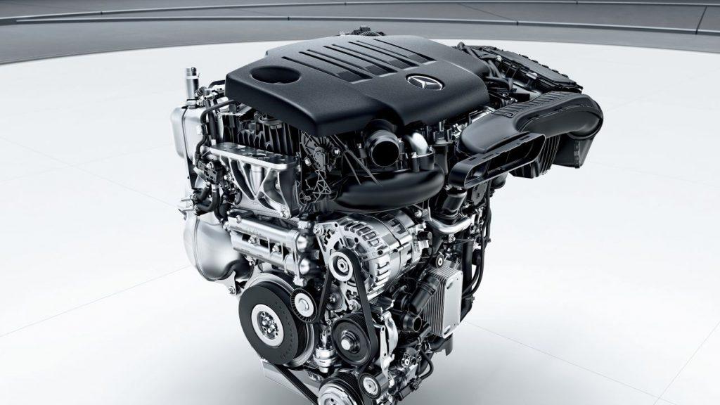 GLB ディーゼルターボエンジン