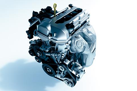sx4 1.6L DOHC VVTエンジン