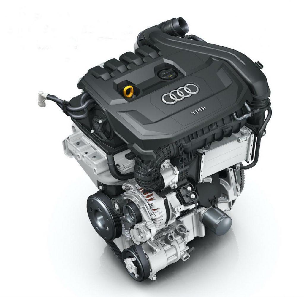 a1 1.5L TFSIエンジン