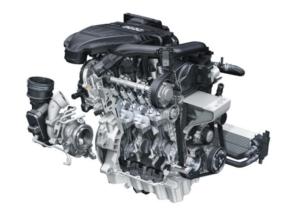 a1 1.0ℓ TFSIエンジン