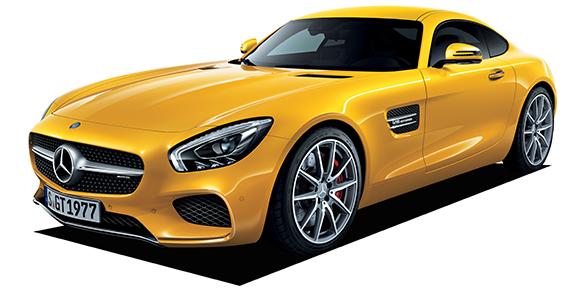 メルセデスベンツ AMG GTS