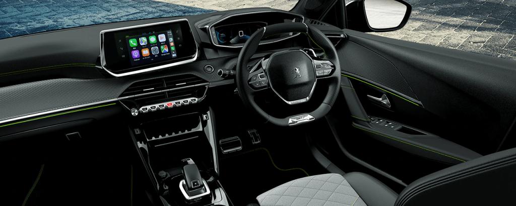 208 3D i-Cockpit